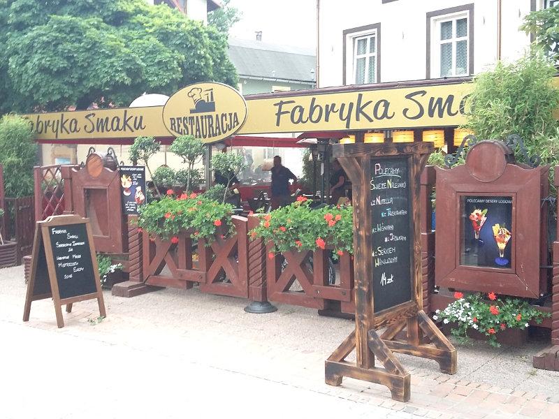 Kuchnia Polska Grill Barbacue Oraz Wedzarnia Resturacja